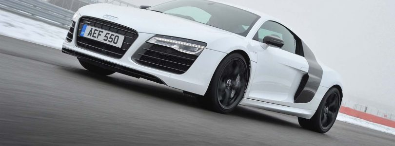 Audi R8 V10 plus last drive (The Car Expert)