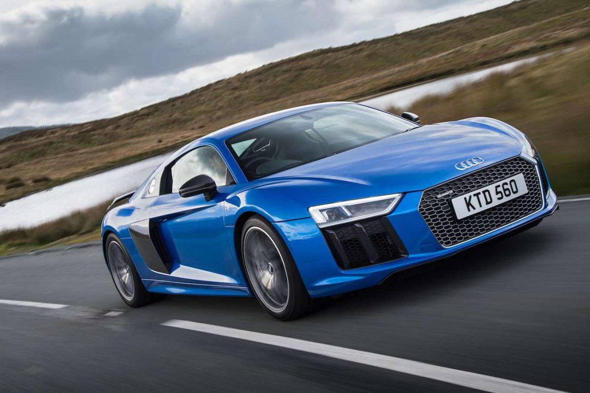 Audi R8 review Mk2 (The Car Expert)