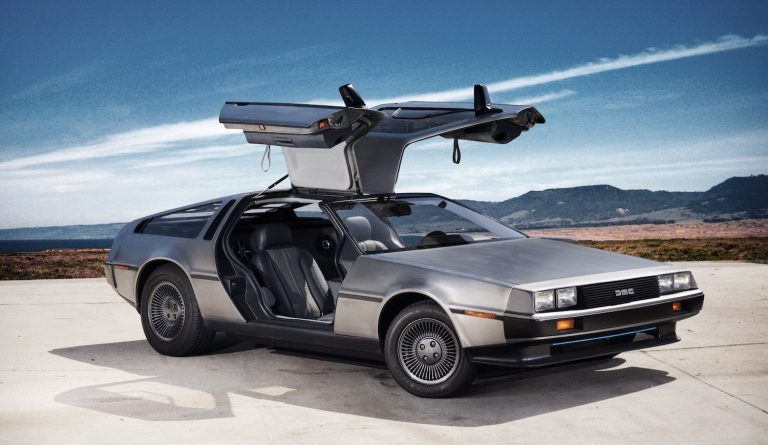 DeLorean DMC-12: famous for being famous?