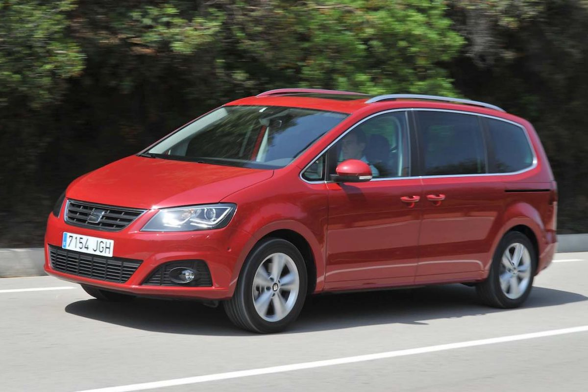 SEAT Alhambra review (The Car Expert)