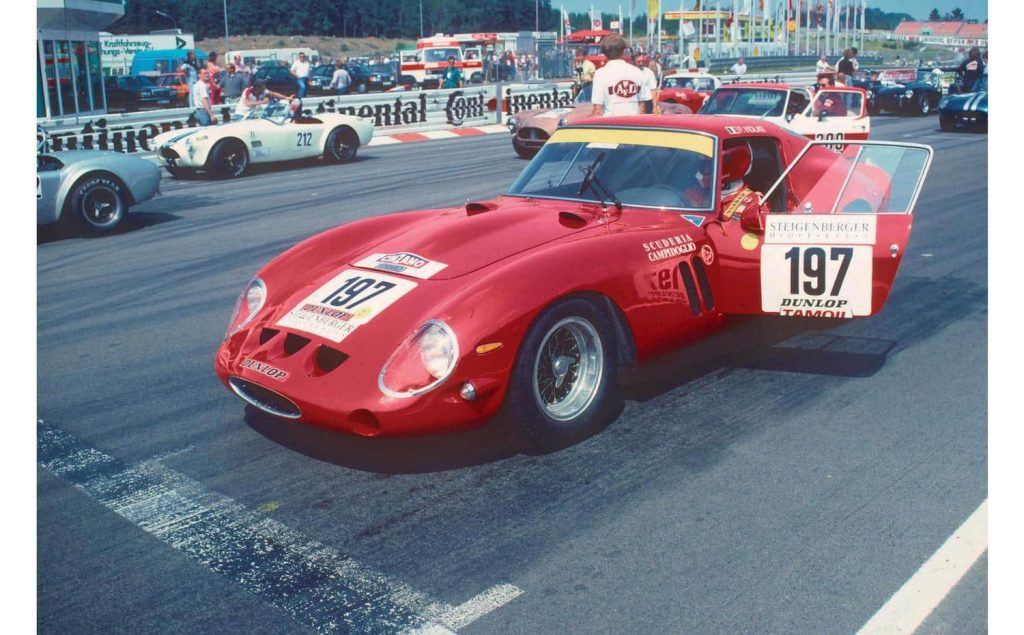 Ferrari 250 GTO, sold for a world record price by Bonhams