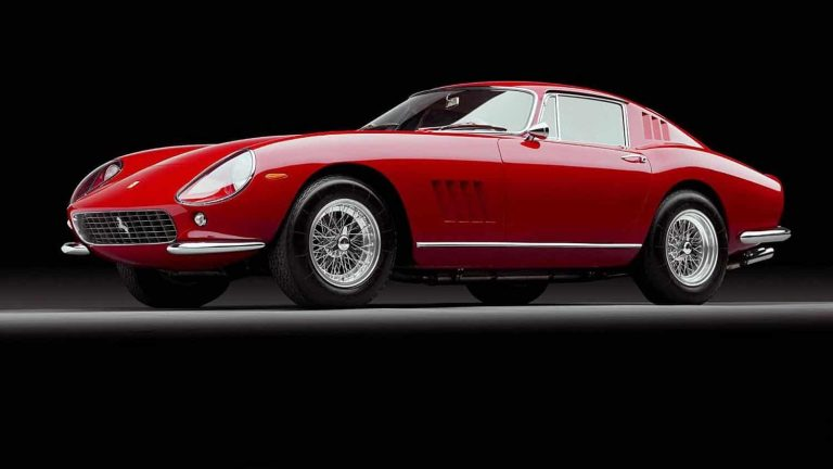 The sexiest cars of the '60s