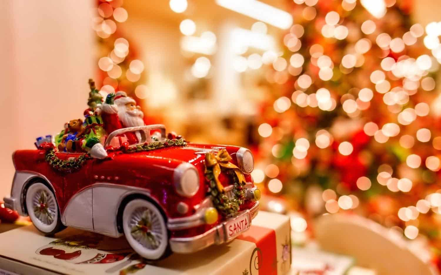 Merry Christmas and Happy New Year | The Car Expert