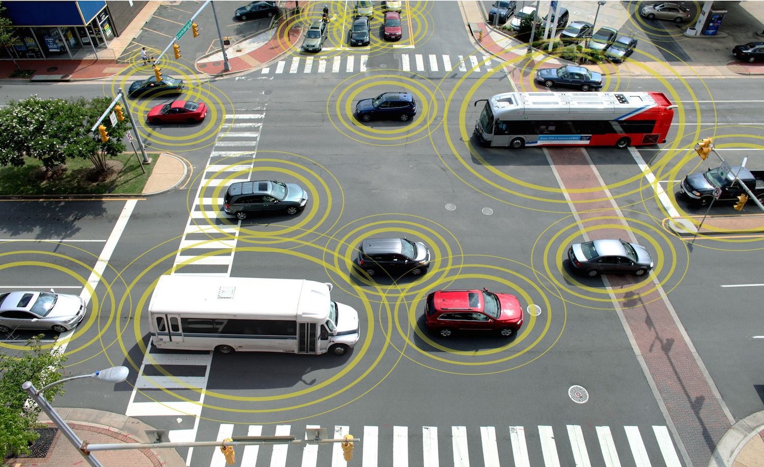 The connected car network will change how we view transportation