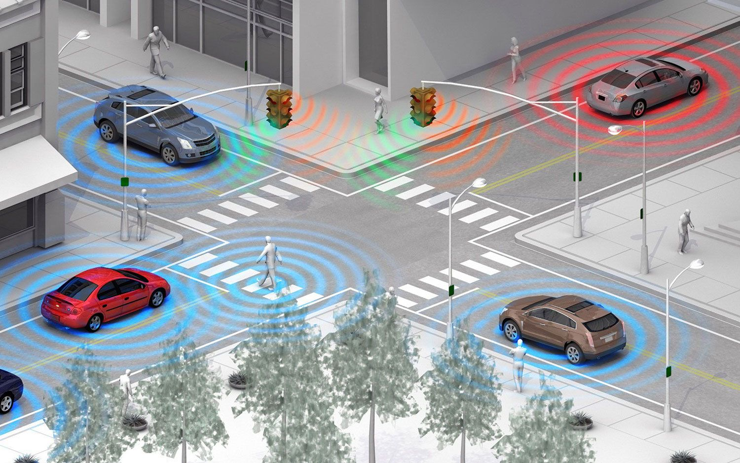 How The Connected Car Will Change Everything The Car Expert
