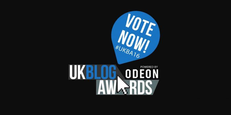 Help TCE reach the finals of the UK Blog Awards!