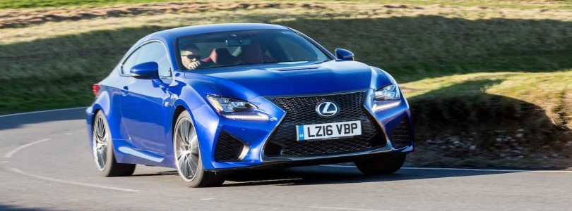 Lexus RC F review (The Car Expert)