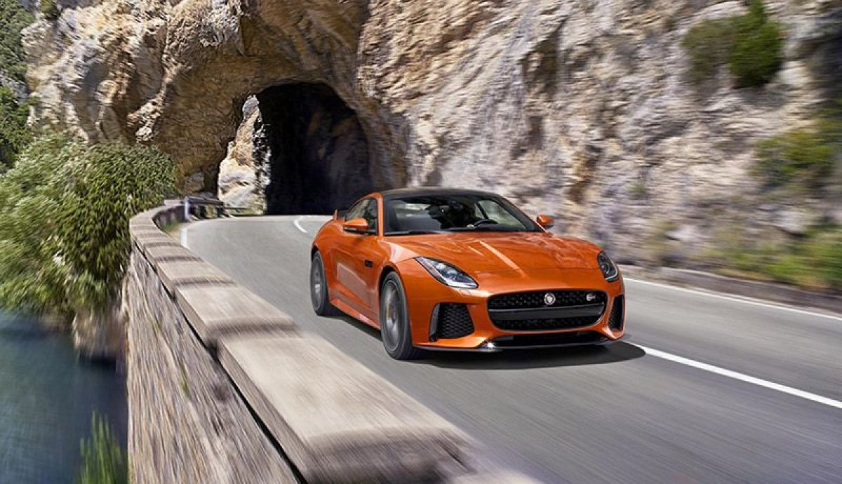 Jaguar F-Type SVR to cost from £110K