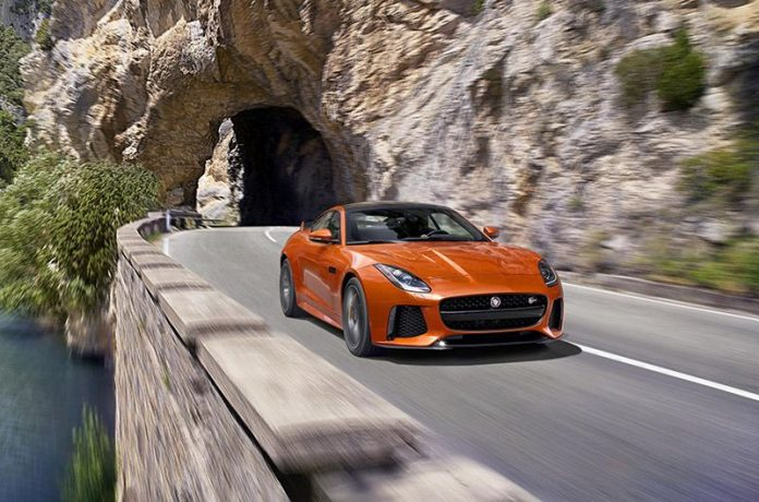 Jaguar F-Type SVR to cost from £110K 1