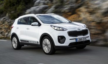 Kia Sportage review 2016 (The Car Expert)