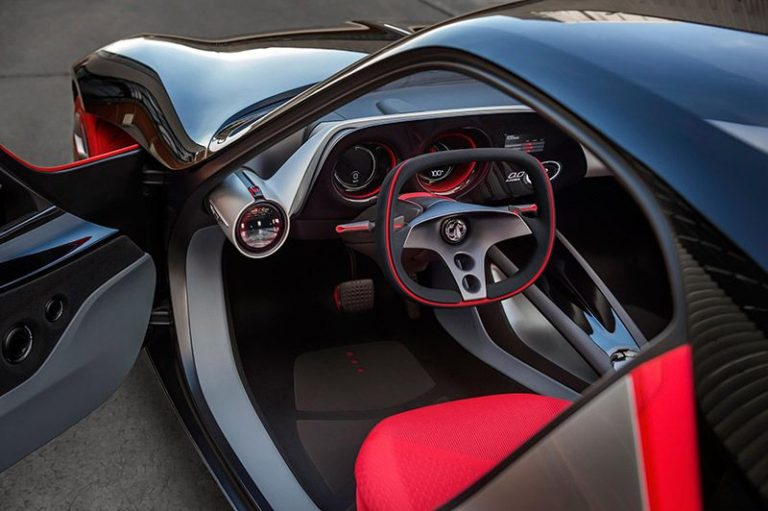 Vauxhall speaks highly of GT interior