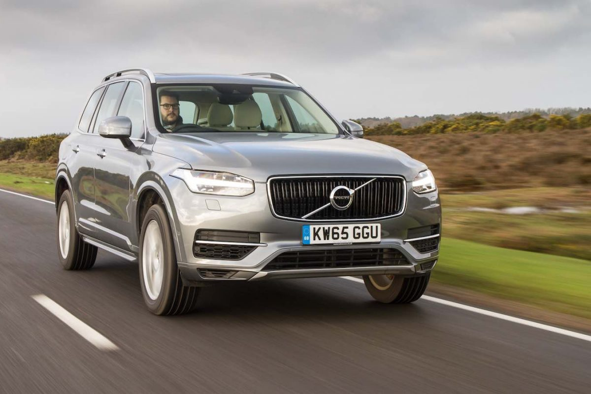 Volvo XC90 T8 Twin Engine review (The Car Expert)