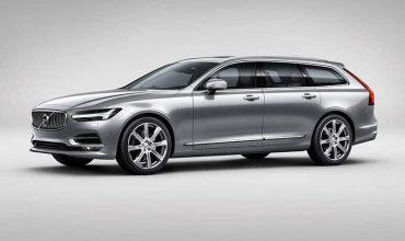 Volvo V90 flagship estate to debut in Geneva