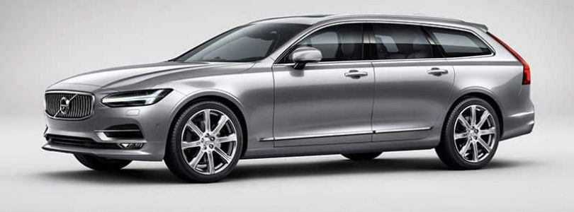 Volvo V90 flagship estate to debut in Geneva