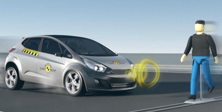 Automatic braking – the next big car safety innovation?
