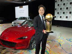 Mazda MX-5 wins World Car of the Year 2016