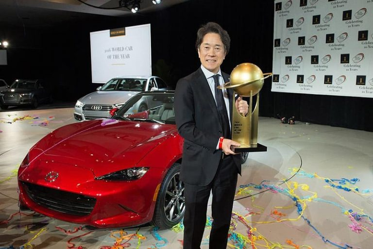 Mazda MX-5 is the world's top car