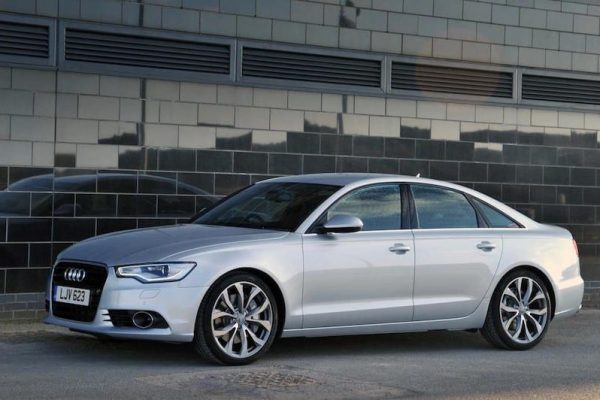 Fancy an Audi A6 company car for your start-up business?