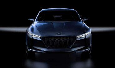 Hyundai teases Genesis NY concept
