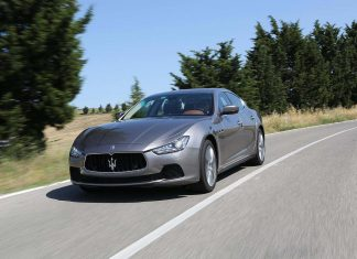 Maserati Ghibli Diesel review (The Car Expert)