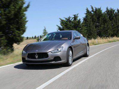 Maserati Ghibli Diesel review (The Car Expert)