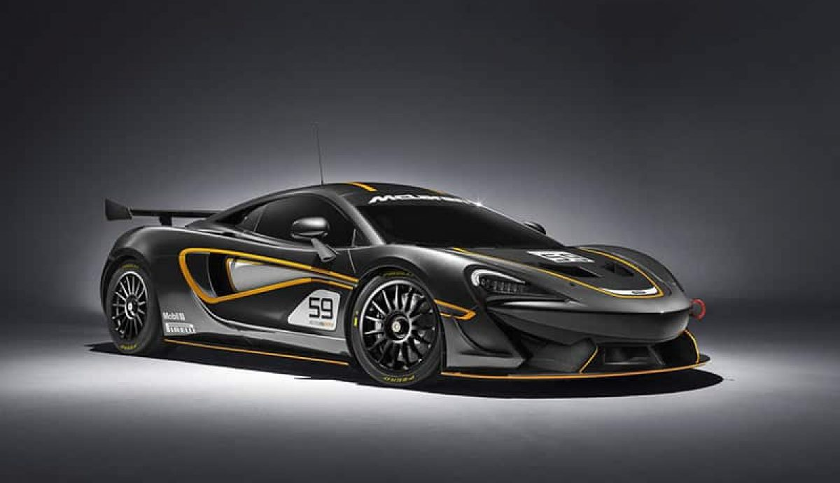 McLaren targets track with new models