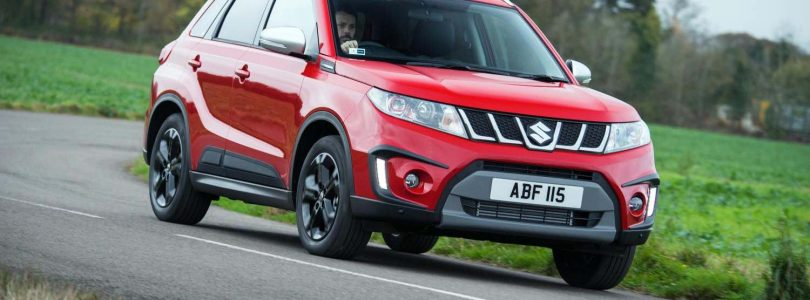 Suzuki Vitara BoosterJet review 2016 (The Car Expert)
