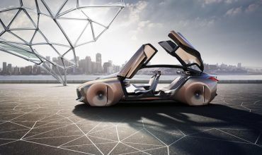 BMW Vision future concept car