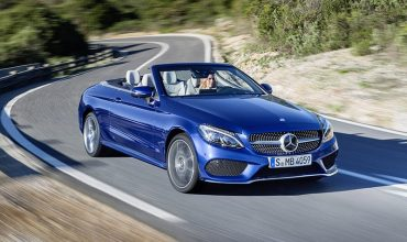 First C-Class Cabrio on roads in September