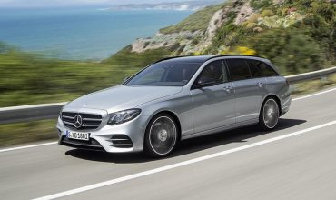 New Mercedes-Benz E-Class Estate
