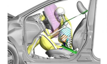 Toyota has introduced new child models for crash testing