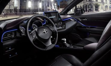 Protected: Toyota opens the door on the new C-HR