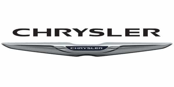 Chrysler logo 2013