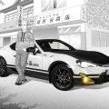 Manga-inspired Toyota GT86