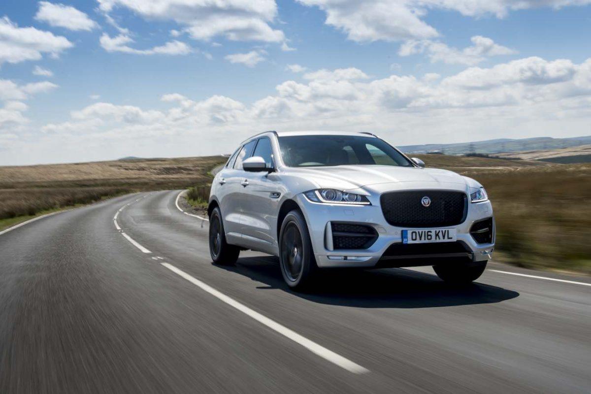 Jaguar F-Pace review (The Car Expert)