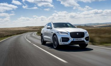 Jaguar F-Pace review (The Car Expert)