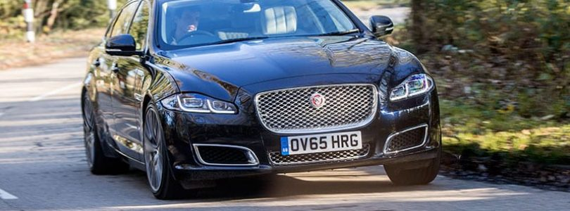 Jaguar XJ review (The Car Expert)