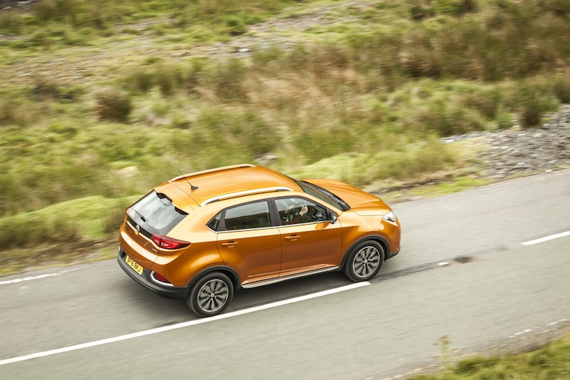 The GS is expected to be a big seller for MG Motors