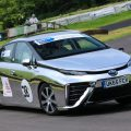 Toyota's Mirai will take to the famous hill climb course at The Goodwood Festival of Speed