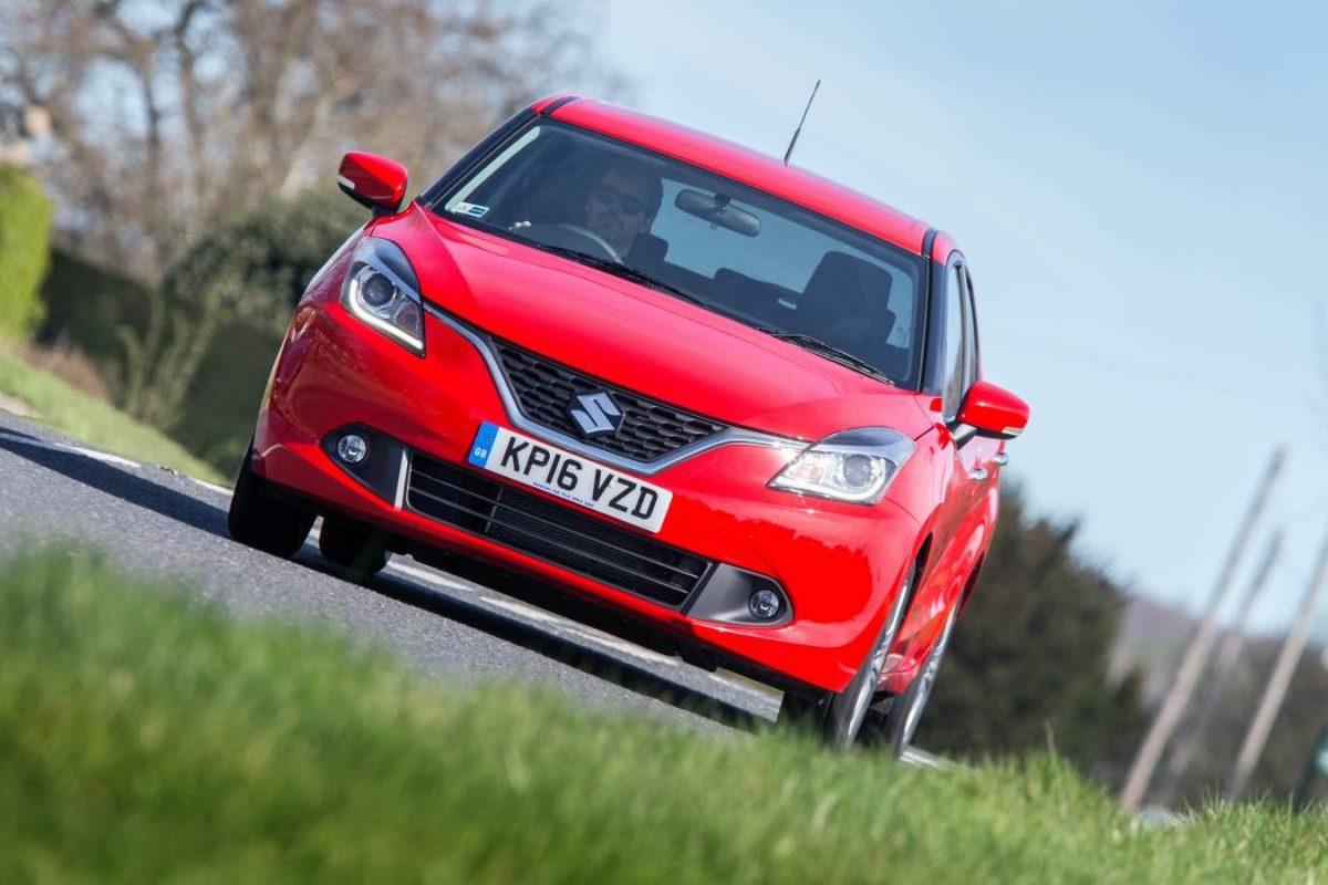 Suzuki Baleno review 2016 (The Car Expert)