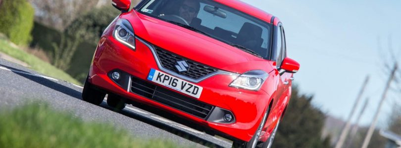 Suzuki Baleno review 2016 (The Car Expert)