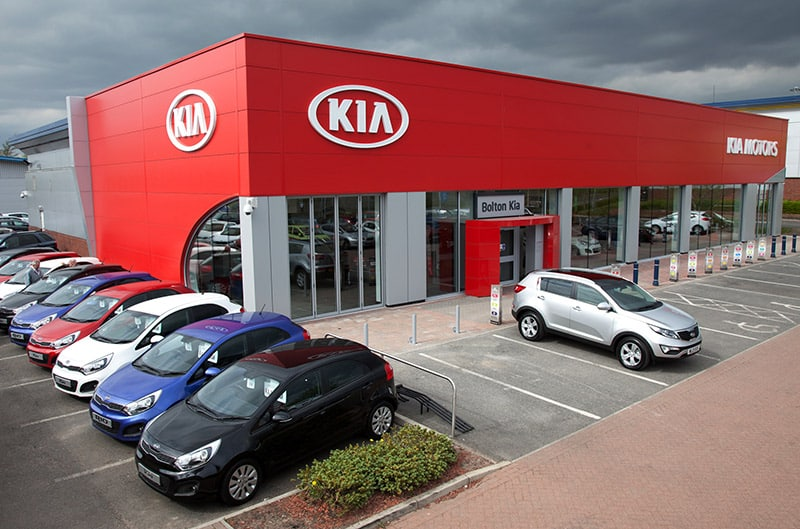 Five new models on way as Kia looks up 1