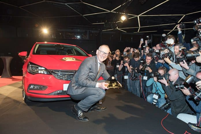 Astra takes Car of the Year title 1