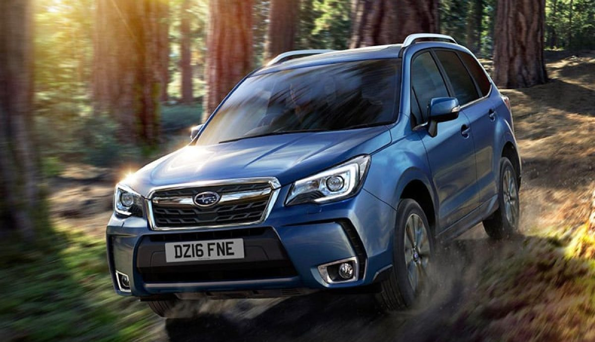 Subaru updates best-selling Forester