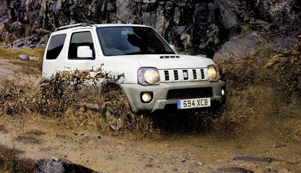 Suzuki adds Adventure to Jimny