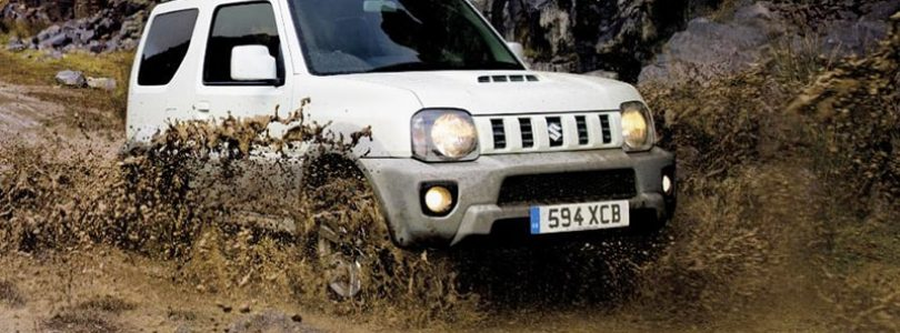 Suzuki adds Adventure to Jimny