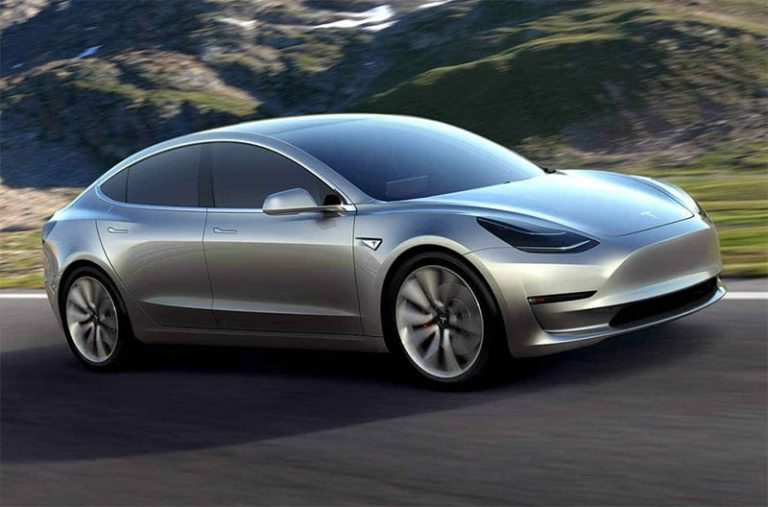 Tesla unveils its electric game-changer