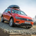 VW targets SUV growth with new Tiguan