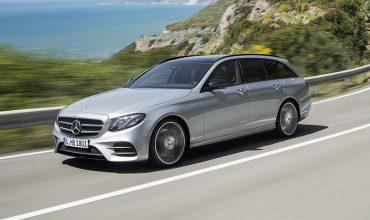 Mercedes prices E-Class Estate at £37.9K