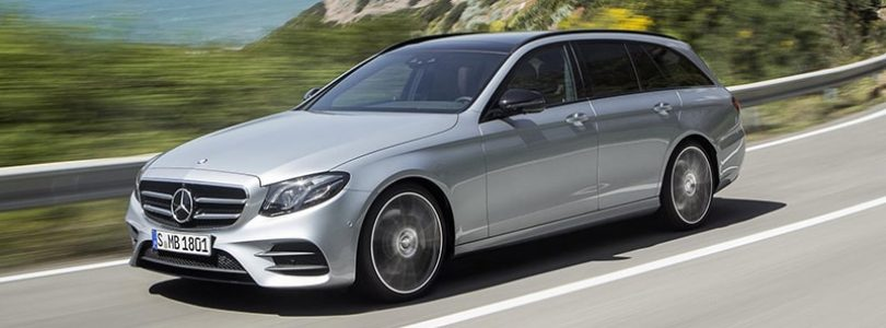 Mercedes prices E-Class Estate at £37.9K